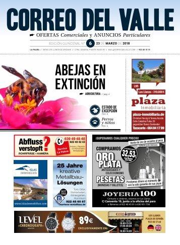 CORREO DEL VALLE 6/2018
