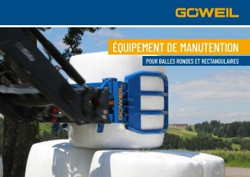 Dispositifs de Transport de Balle | Goeweil