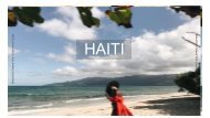 Photography Guide Haiti