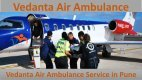 Vedanta Air Ambulance from Pune to Delhi with full ICU setup - Page 2