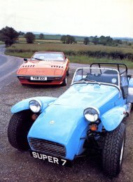 Thoroughbred Classic Cars 1981