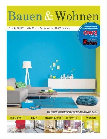 Bauen & Wohnen 2018 KW 12
