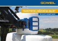 Transportní zařízení | Goeweil