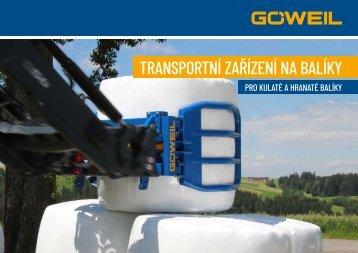 Transportní zařízení   Goeweil