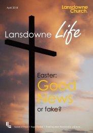 Lansdowne Life 13 April 2018
