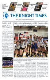 THE KNIGHT TIMES - November 2017