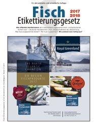 Fisch-Etikettierungsgesetz 2017-2018