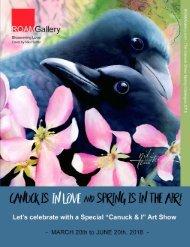 Canuck Spring Catalogue 2018