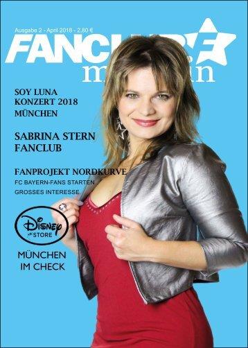 Fanclub Magazin - Ausgabe 2