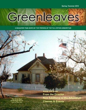 Greenleaves - Spring/Summer-2016