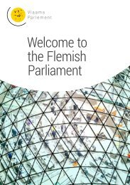 Welcome to the Flemish Parliament (2018)