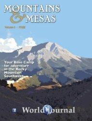 2018 Mountain and Mesas