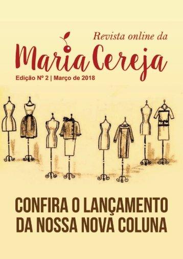 Revista Maria Cereja - Edição 02