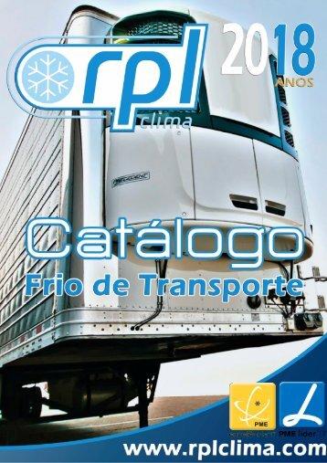 2018's Industrial Refrigeration RPL Clima Catalog