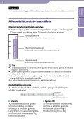 Sony NWZ-E445 - NWZ-E445 Consignes d'utilisation Hongrois - Page 2