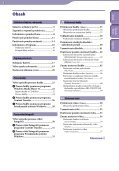 Sony NWZ-E445 - NWZ-E445 Consignes d'utilisation Slovaque - Page 3
