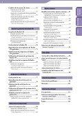 Sony NWZ-E445 - NWZ-E445 Consignes d'utilisation Espagnol - Page 4