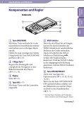Sony NWZ-E445 - NWZ-E445 Consignes d'utilisation Allemand - Page 5