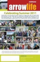 Celebrating Summer 2011 - Arrow Transportation Systems Inc