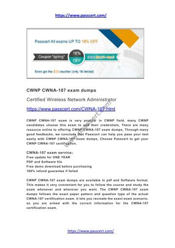 CWDP Certified Wireless Design Professional Official Study Guide: Exam PW0-250 download
