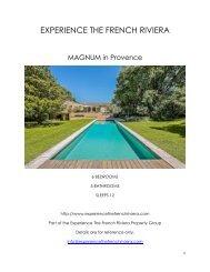 Magnum - Provence