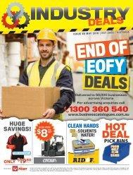 Industry Deals Victoria