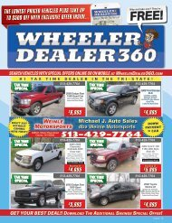 Wheeler Dealer 360 Issue 12, 2018