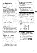 Sony KDL-42W805A - KDL-42W805A Guida di riferimento Portoghese - Page 3