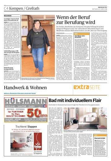 Handwerk & Wohnen  -21.03.2018-