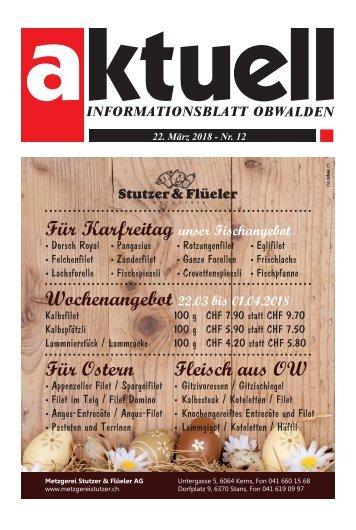 Aktuell Obwalden 12-2018