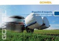 Dispositivi di trasporto | Goeweil