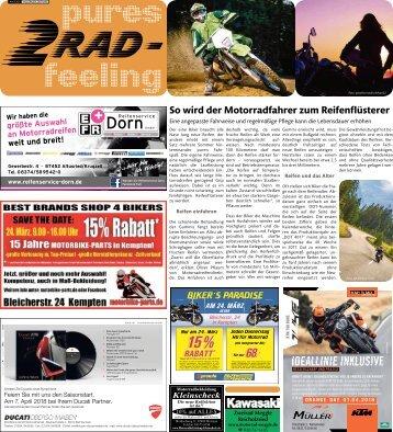 Pures 2Rad-Feeling im Allgäu