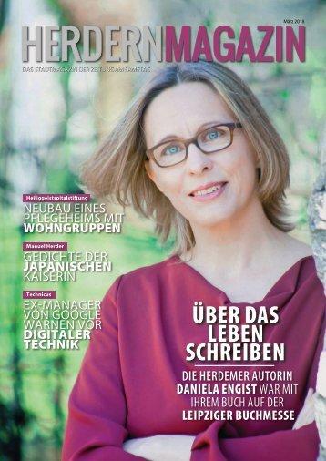 Herdern Magazin (März 2018)