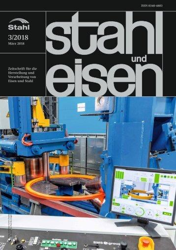 Leseprobe stahl und eisen 03/2018