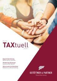 Gstöttner & Partner - TAXtuell 4 - 03/18