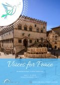 Voices for Peace 2018 - Program Book - Page 4