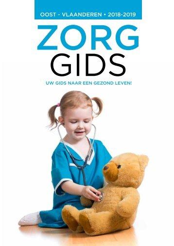 Zorggids Oost-Vlaanderen 2018-2019