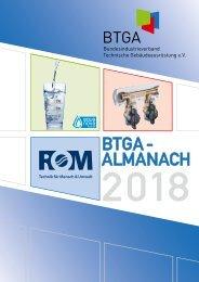 BTGA-Almanach 2018