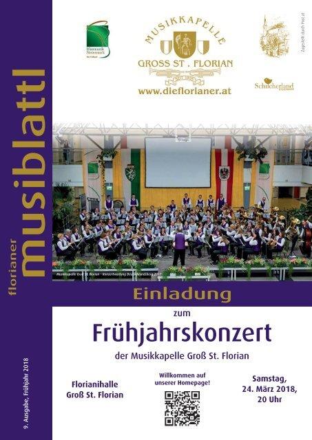 Musikblattl 2018