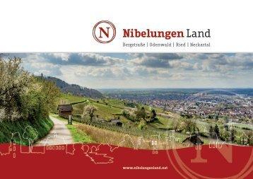 Imagebroschüre NibelungenLand
