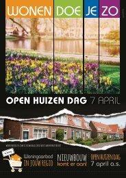 WonenDoeJeZo in Zuid Nederland, #april 2018