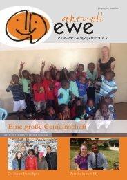 ewe-aktuell 1/ 2018