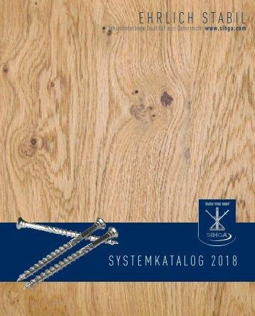 Systemkatalog 2018