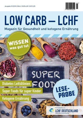 LCHF Magazin 01-2018_Leseprobe