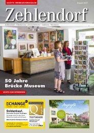 Gazette Zehlendorf Nr. 8/2017