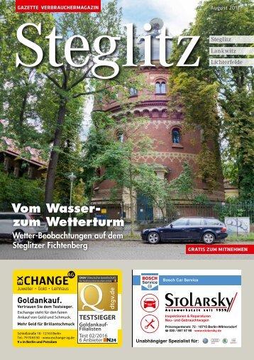 Gazette Steglitz Nr. 8/2017