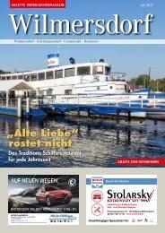 Gazette Wilmersdorf Nr. 7/2017