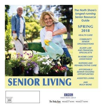 Senior Living Spring 2018