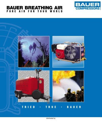 Bauer Breathing Air Catalog - Atlas Industrial Supply