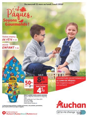 auchan-catalogues 21 mars 18